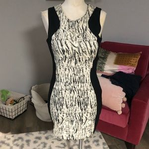 Parker size Large Bodycon Dress only worn twice